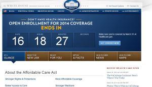Obamacare clock