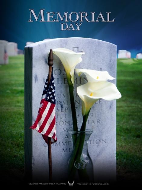 2008 Memorial Day Poster #2
